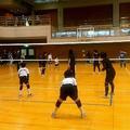 センター開設30周年記念事業 パラ・スポーツ応援プログラム 『第6回バレーボールクリニック 京都スポーツの殿堂「伝道事業」』